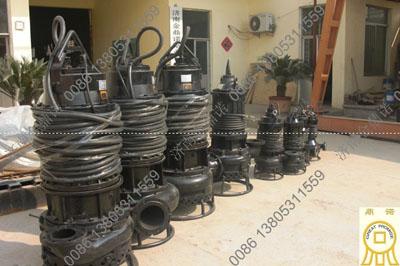 NSQ潜水泥浆泵