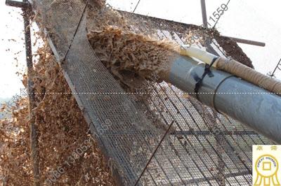 大颗粒抽砂泵适用效果