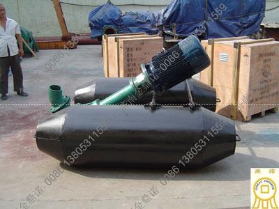 立式抽砂泵配套浮筒