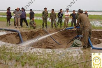 立式抽砂泵水力挖填应用