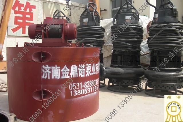 为煤矿客户设计的煤泥泵配套