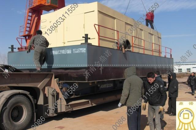 出口菲律宾铁砂泵及平台