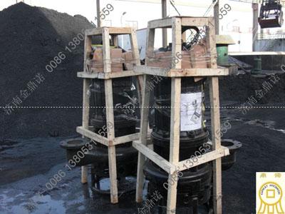 钢铁厂抽钢渣泵
