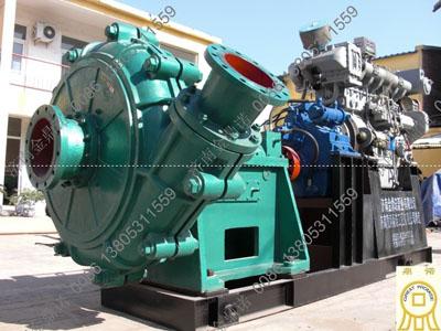 配套铁砂泵