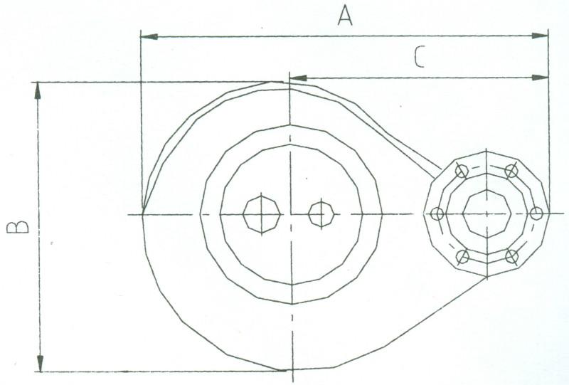 潜水抽砂泵结构图(2)