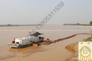 [黄河]抽沙船月抽沙10万方