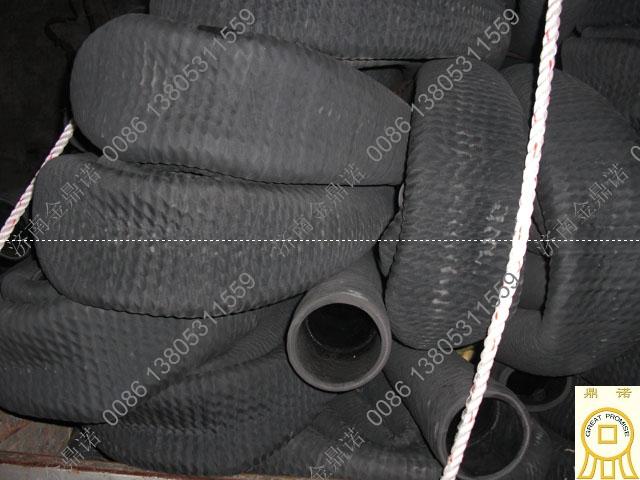 贵州客户订购的尼龙帘布胶管