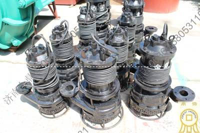 四川客户订购三千瓦潜水泥沙泵