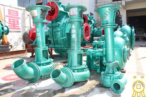 8寸立式抽沙泵能效高,寿命长