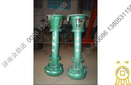 [采石场]浙江客户订购立式抽沙泵及配件