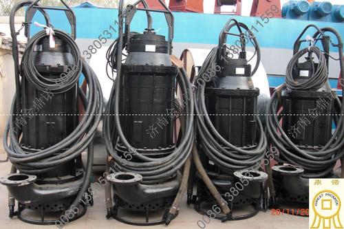 [长江]55kw潜水抽沙泵销往湖北