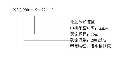 NSQ潜水FUN88登录型号意义