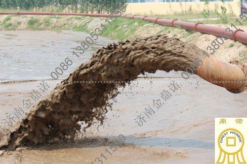 泥浆泵码头清淤方案设计