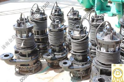 [浙江湖州]热电厂选用11千瓦潜水泥浆泵