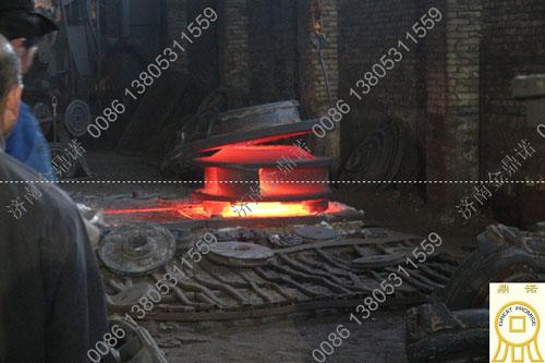 吸沙泵热处理工艺