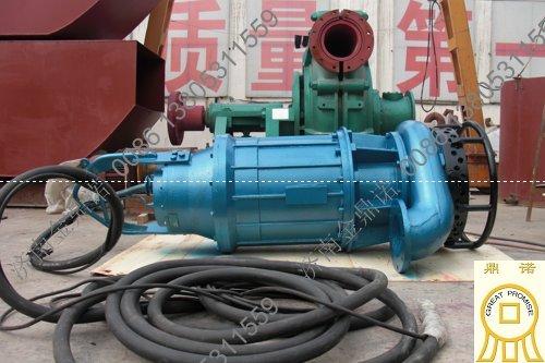 8寸潜水泥沙泵出口欧洲