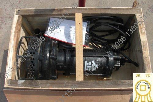 [山东济宁]小型抽煤泥泵,自带搅拌,洗煤厂抽煤泥泵选择