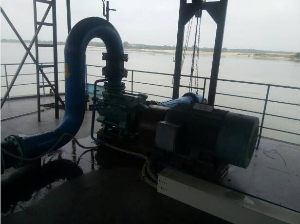 江西客户水电站环境