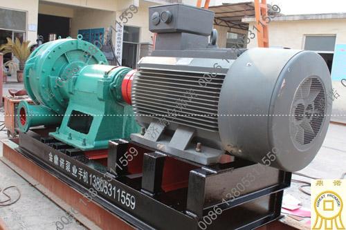大功率抽砂泵电机组