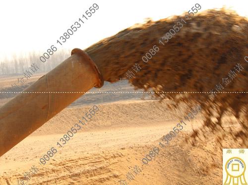 沈阳抽砂泵使用效果