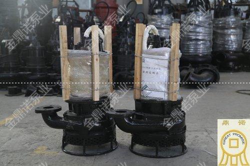 [福建泉州]小型沉淀池清淤泥浆泵 省电自带搅拌功能