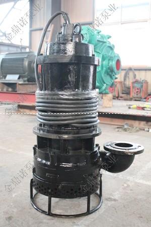 安徽15千瓦潜水泥沙泵