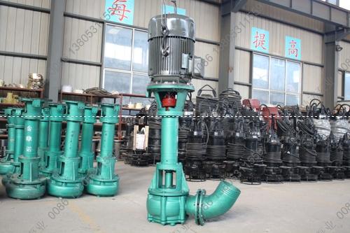 8寸立式抽砂泵