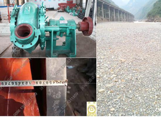 [云南昭通]河道吸沙泵改进 产量提高200%