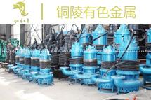 [安徽]铜陵有色金属选购NSQ型潜水泥沙泵