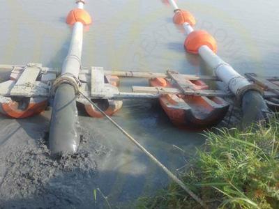 泥浆泵清淤使用效果