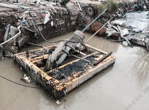 河道清淤泥沙泵