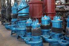 [河北唐山]圆筒设备清理泥沙就用耐磨潜水抽沙泵