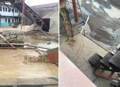洗沙池抽沙泵选型方案