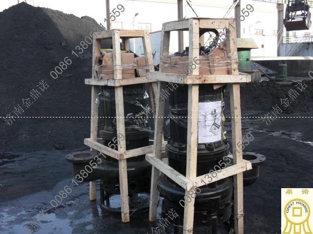河北唐山钢铁厂先后三次购买潜水吸沙泵