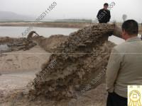 建筑采沙行业抽沙泵使用方案