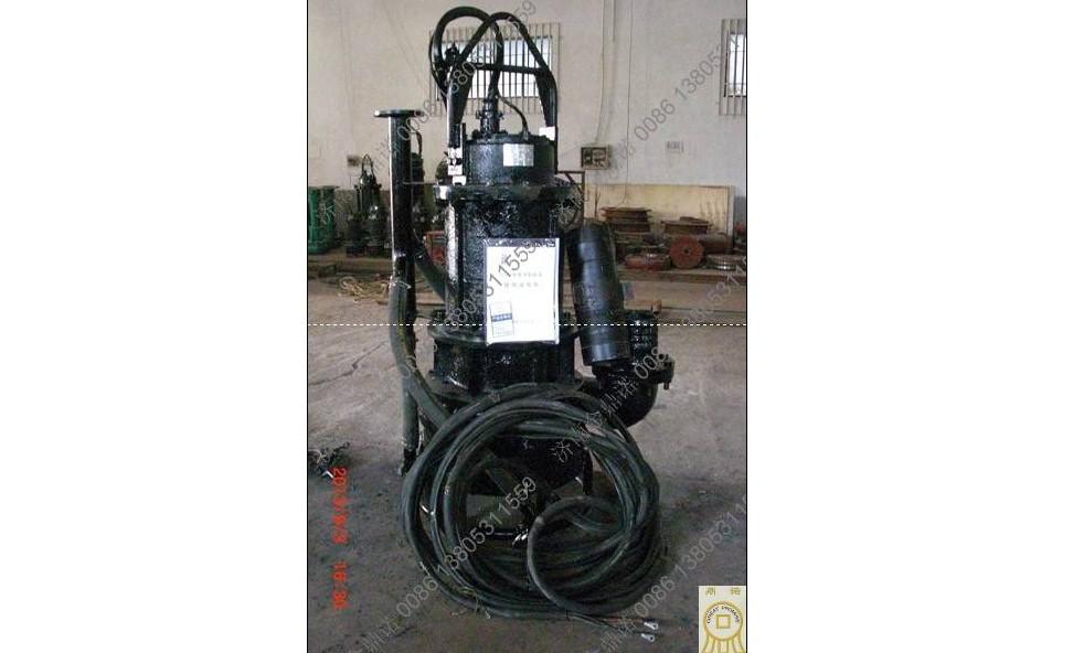 烟台客户订购30KW潜水吸砂泵一台