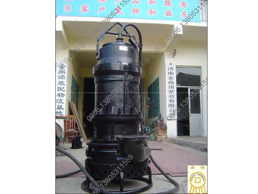 贵州抽沙泵客户用于桥梁桩基泥沙清理