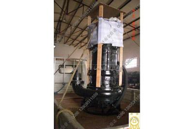 [安徽]矿业公司购买22千瓦潜水吸沙泵抽粉煤灰