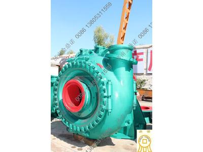[陕西]大型耐磨抽沙机用于渭河沙场