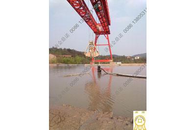 [安徽]6寸潜水泥沙泵用于抽尾矿泥沙