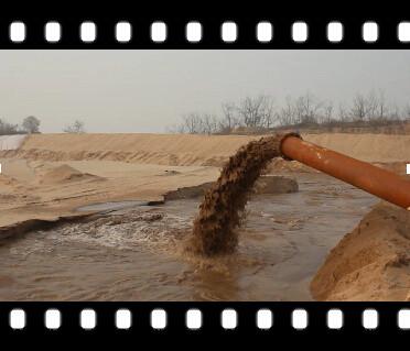 河南郑州高扬程抽沙泵使用视频