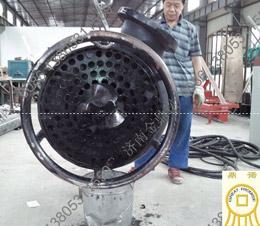 [河北]泵业公司订购37KW潜水泥浆泵一台