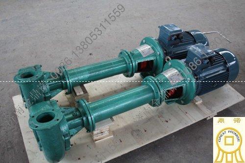 4寸立式抽沙泵用于印尼抽沙选金