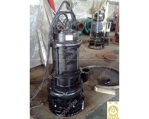 [福建]小型潜水抽沙泵 金鼎诺更专业