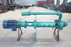 浙江宁波机制砂客户 再次选择金鼎诺立式泥沙泵