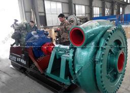 [内蒙赤峰]6寸大颗粒河道抽沙泵 厂家供应