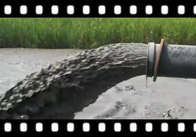 [视频]青岛河道清淤船使用视频