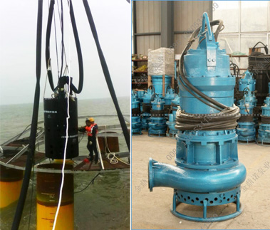 钢管桩专用泥沙泵机组 金鼎诺厂家定制