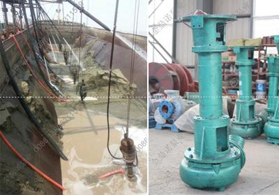 [江苏徐州]金鼎诺6寸立式抽沙泵 用于运沙船卸沙
