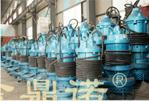 [安徽]15KW潜水泥浆泵,好产品就有好口碑